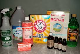find a cheap natural carpet cleaning solution in your kitchen