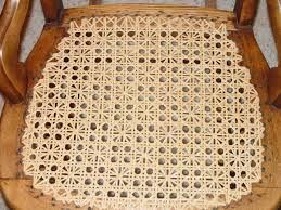 Caning A Chair Chair Caning Instructions Dais