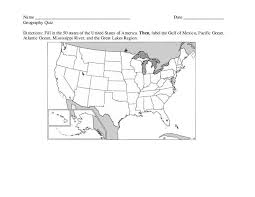 political and physical us map worksheets teacherlingo com