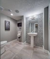 Bathroom Basement Ideas Colors A Urinal In The Main Bathroom This Color Scheme Too Home