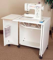 Sewing Cabinet With Lift by Fashion Cabinets