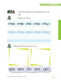 imagenes que empiecen con la letra am texto comunicacion y lenguaje 1er grado
