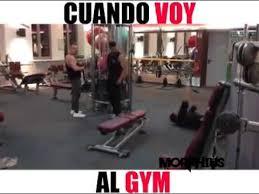 Memes De Gym En Espa Ol - memes del gym youtube