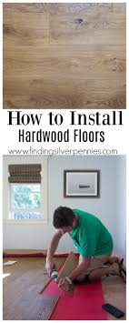 how to install hardwood floors bedroom makeover finding silver
