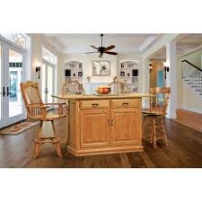 kitchen islands oak monarch oak kitchen island with granite top 5006 945 the home