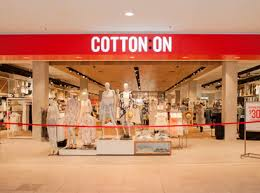Cotton On cotton on in high expansion mode inside retail