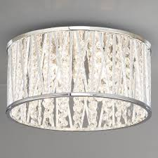 Cheap Ceiling Lights Uk Drum Ceiling Light With Crystals Lighting Pinterest Ceiling