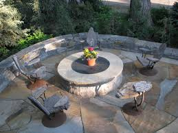 Firepit Seating Amazing Pit Seating Design Idea And Decorations Pit
