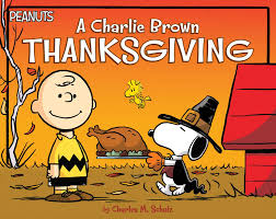 a brown thanksgiving part of peanuts by charles m schulz