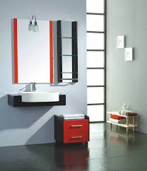 red wall mount bathroom vanity cabinets wall mount bathroom benevola