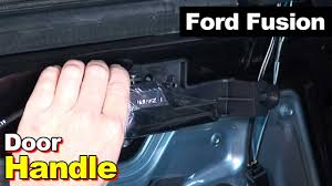 Ford Fusion Interior Door Handle Replacement 2006 2012 Ford Fusion Interior Door Handle