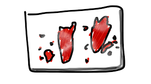 bloody bath mat water activated blood bath mat leave bloody footprints