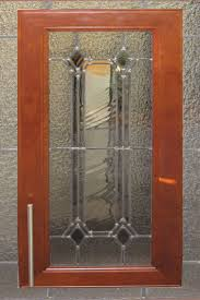 Stained Glass For Kitchen Cabinets by 23 Best Stained Glass Cabinet Doors Images On Pinterest Stained