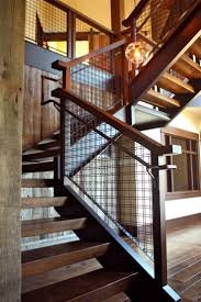 Patio Handrails by 33 Best Staircases And Railings Images On Pinterest Wire Mesh