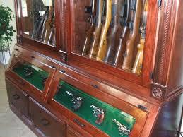 Curio Cabinet Plans Download Wood Gun Cabinet Plans U2014 Scheduleaplane Interior Best And Easy