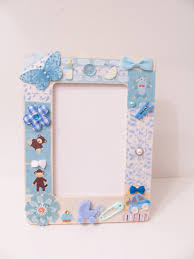 themed frames blue baby boy decorative wooden frame baby shower gift baby