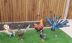 animal garden ornaments groupon goods