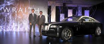 roll royce diamond rolls royce wraith premieres in maharashtra composed by management