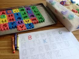 kindergarten is crazy fun kindergarten abc literacy station ideas