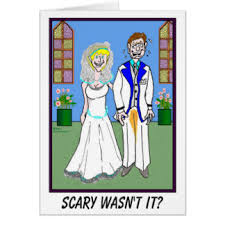 Groom And Groom Wedding Card Funny Bride And Groom Cards Funny Bride And Groom Greeting Cards