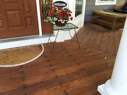 Laminate Flooring Door Threshold Why A Deck Shouldn U0027t Be Level With The Home Angie U0027s List