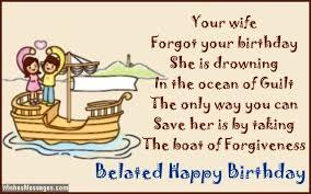 belated birthday wishes for husband u2013 wishesmessages com