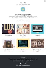 hyalite wordpress portfolio themes creative market