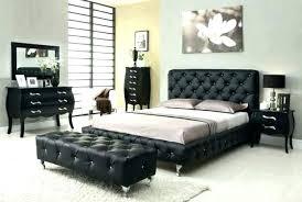 chambre avec lit noir deco chambre lit noir chambre noir et blanc design chambre lit noir