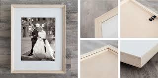 light wood picture frames wooden frame framing wall art that provides natural wood frames