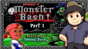 Halloween Monster Bash by Monster Bash Starrin U0027 Johnny Dash Jontron Youtube