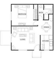adu floor plan sample 624 sq ft accessory dwelling unit floor