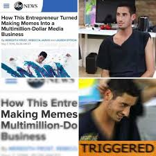 Rebecca Meme - dopl3r com memes how this entrepreneur turned making memes