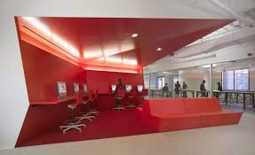 Interior Designer Schools by Interior Design San Diego Hallway At High Tech Middle For