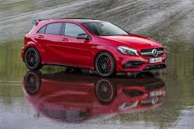 fastest mercedes amg 2016 mercedes amg a45 regains title of most powerful and fastest