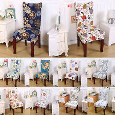 dinning room chair covers dining room chair slipcovers ebay