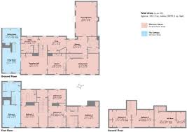 Clarence House Floor Plan 5 Bedroom House For Sale In Fisher Street Sandwich Ct13