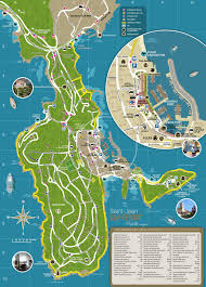 St Malo France Map by Saint Jean Cap Ferrat Tourist Map