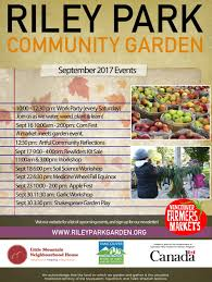 news u2014 riley park community garden
