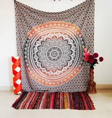 Where To Get Cheap Tapestry Indian Handicrafts Mandala Wall Tapestry Shop Round Beach