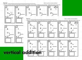 associative property of addition worksheets first grade first