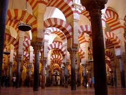 Moorish Architecture Moorish Architecture Mezquita Cathedral Spain Neutrals Bah