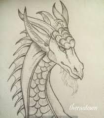 sketch u2013 owl u0026 dragon u2013 theraotown