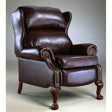 Wingback Chair Recliner Design Ideas Wingback Chair Recliner Design Eftag