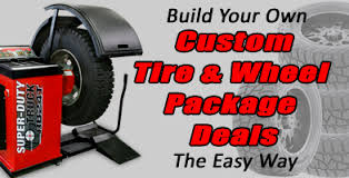Wheel And Tire Package Deals Off Road Tires Wheels U0026 Accessories National Tire U0026 Wheel