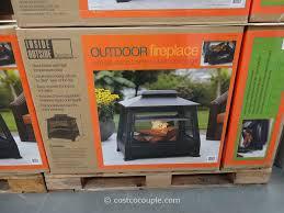 Propane Fire Pit Costco Interior Design Costco Outdoor Fireplace A Plus Design Reference