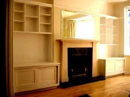 Fireplace With Built In Cabinets Nyc Custom Built In Bookcases Bookshelves Wall Units Cabinetry