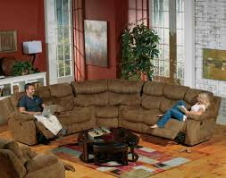 Fabric Sectional Sofa With Recliner by Curved Sectional Sofa With Recliner Curved Sofa Pinterest