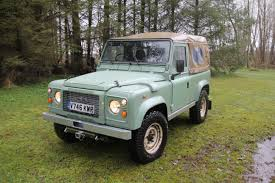 Land Rover Defender 90 Tribute For Sale Funrover Land Rover
