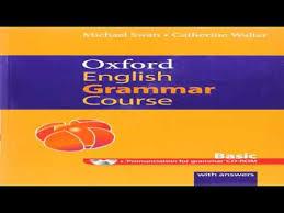 oxford english grammar course basic a grammar practice book for