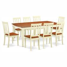 coaster furniture coaster imperial 6 piece dining table set